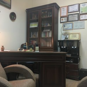 Частная клиника психотерапевта Колова в Москве